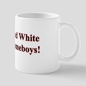 Strunk and White Homeboys Mug