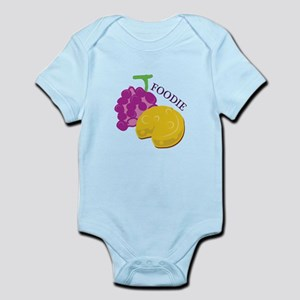 Foodie Grape Cheese Body Suit