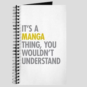 Its A Manga Thing Journal