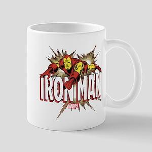 Iron Man Flying Mug