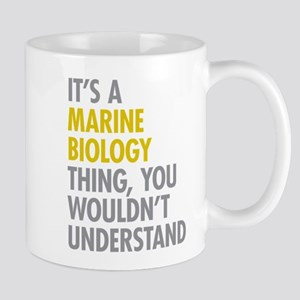 Marine Biology Thing Mug