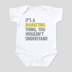 Marketing Thing Infant Bodysuit