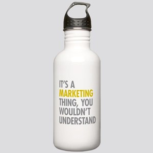 Marketing Thing Stainless Water Bottle 1.0L