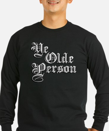 Ye Olde Person T