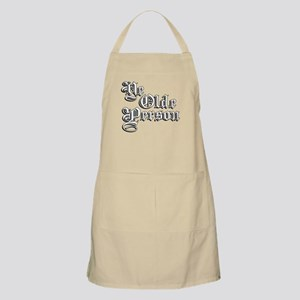 Ye Olde Person Apron