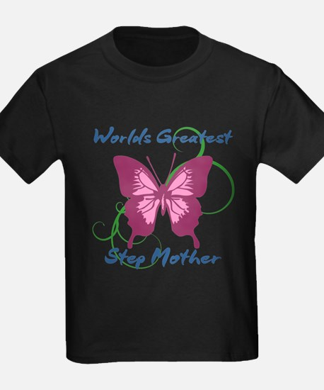 World's Greatest Step Mother T-Shirt