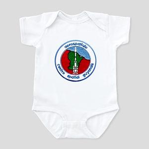 Aerospatiale Guiana Infant Bodysuit