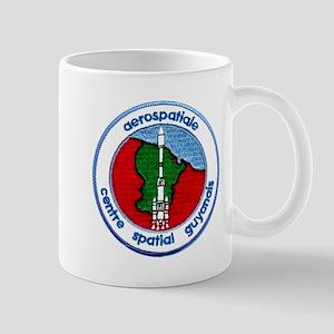 Aerospatiale Guiana Mug Mugs