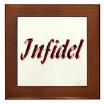 Infidel: Infidel Framed Tile