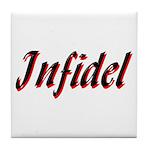 Infidel: Infidel Tile Coaster