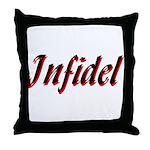 Infidel: Infidel Throw Pillow