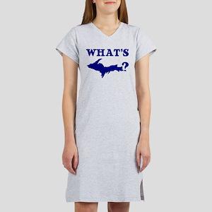What's UP? Women's Nightshirt