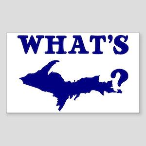 What's UP? Sticker