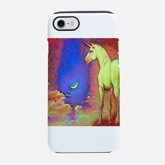 Mystic Unicorn iPhone 7 Tough Case