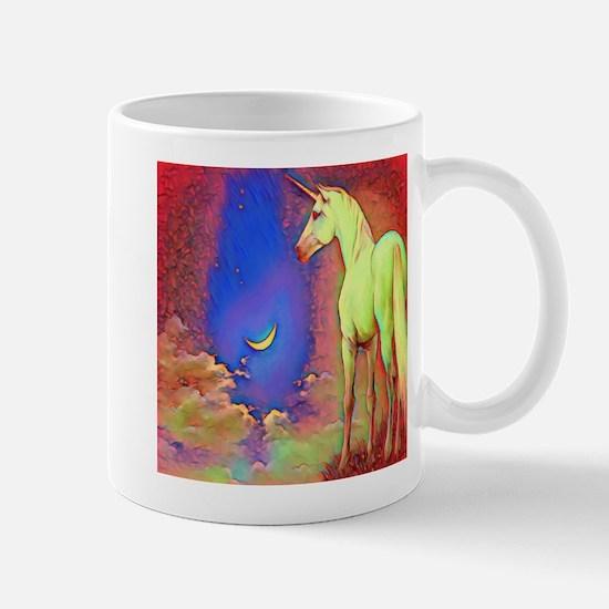 Mystic Unicorn Mugs
