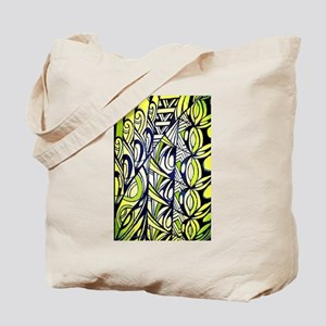 Tapa Green Tote Bag