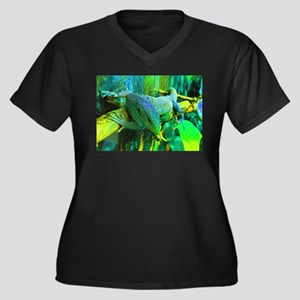 GRENIE4 Plus Size T-Shirt