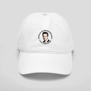 Arnold For President Cap