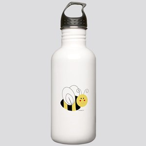 Cute Bee Stainless Water Bottle 1.0L