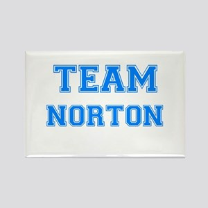 TEAM NORTON Rectangle Magnet