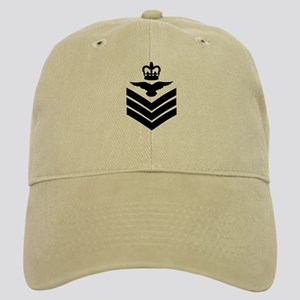 Flight Sergeant Aircrew<BR> Khaki Cap