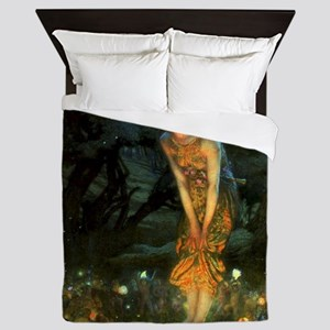 Fairy Circle Fairies Midsummer Eve Queen Duvet