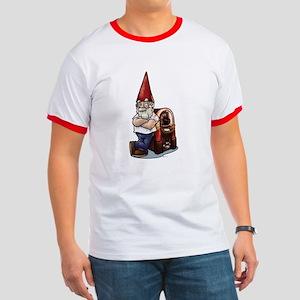 Retro Gnome Ringer T