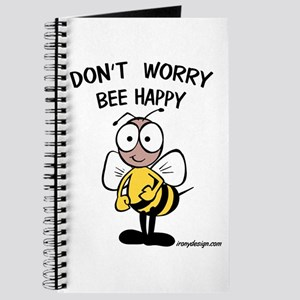 Don't Worry Bee Journal