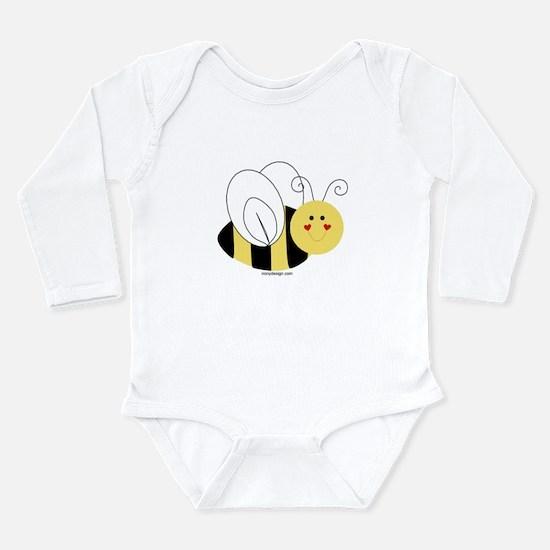 Cute Bee Body Suit