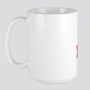 Certified Jericho Addict Large Mug
