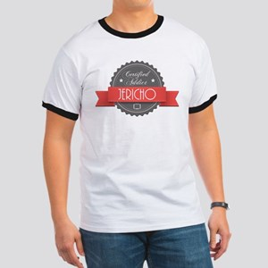 Certified Jericho Addict Ringer T-Shirt