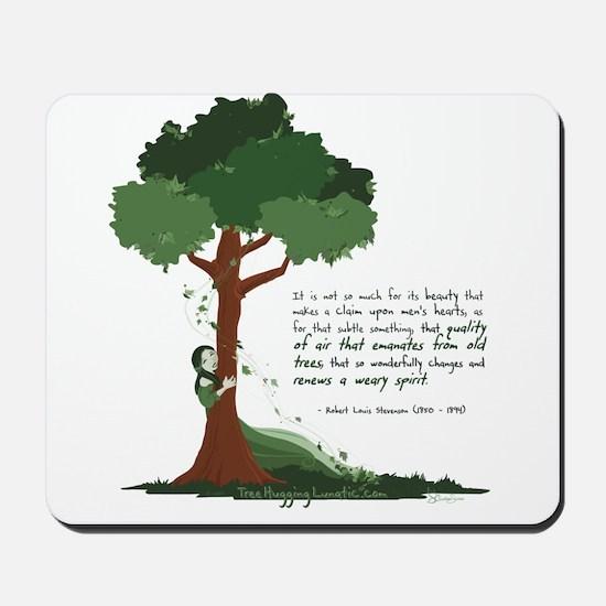 Tree Spirit Mousepad