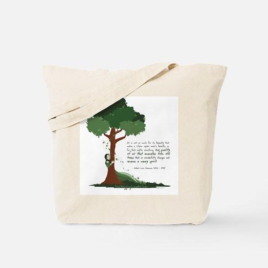 Tree Spirit Tote Bag