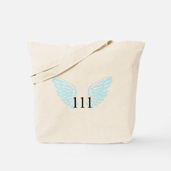Wing 111 Tote Bag