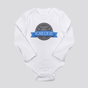 Certified House of Lies Addict Long Sleeve Infant