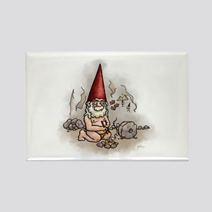 Niander Gnome Rectangle Magnet