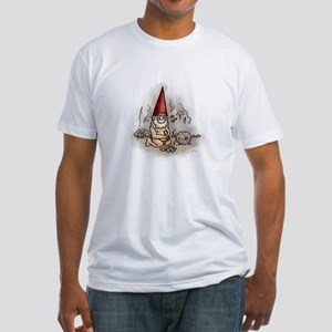 Niander Gnome Fitted T-Shirt