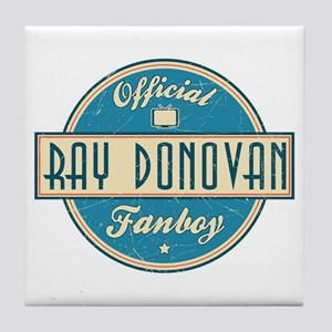 Offical Ray Donovan Fanboy Tile Coaster