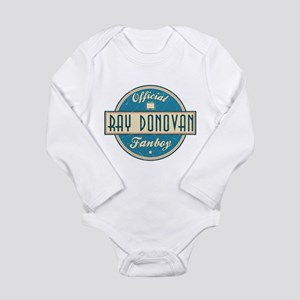 Offical Ray Donovan Fanboy Long Sleeve Infant Body