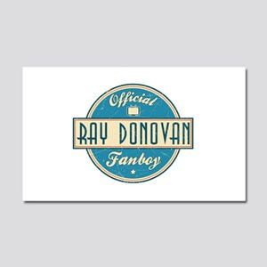 Offical Ray Donovan Fanboy Car Magnet 20 x 12