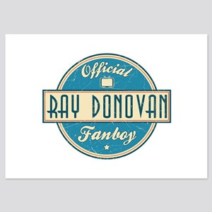 Offical Ray Donovan Fanboy 5x7 Flat Cards