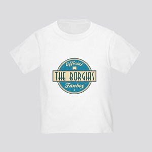 Offical The Borgias Fanboy Infant/Toddler T-Shirt