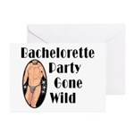 Bachelorette Party Gone Wild Invitations Cards (6)