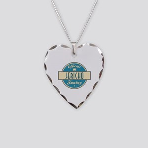 Offical Jericho Fanboy Necklace Heart Charm