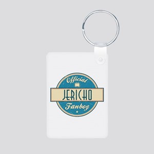 Offical Jericho Fanboy Aluminum Photo Keychain