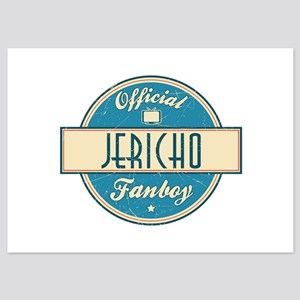 Offical Jericho Fanboy 5x7 Flat Cards