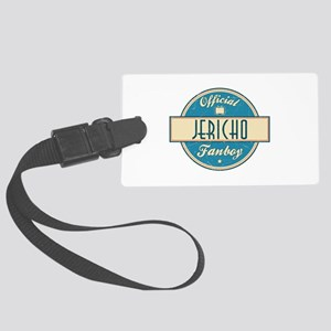 Offical Jericho Fanboy Large Luggage Tag