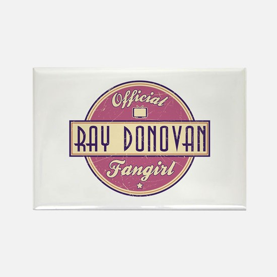 Offical Ray Donovan Fangirl Rectangle Magnet