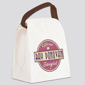 Offical Ray Donovan Fangirl Canvas Lunch Bag
