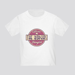Offical The Borgias Fangirl Infant/Toddler T-Shirt